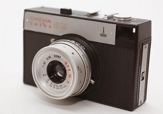 Smena-8M, Bild: Wikipedia