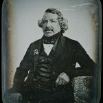 Louis Daguerre im Jahr 1844 Bild: Wiki Commons