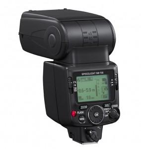 SB-700: Rückseite Bild: Nikon