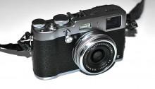 Die Fujifilm X100T. Eine klassische Schönheit!