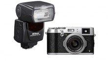 FUJIFILM X100T+Nikon SB-700