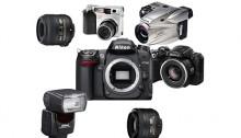 Digitale Kameras und Komponenten
